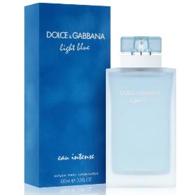 Dolce Gabanna Light Blue Intense women